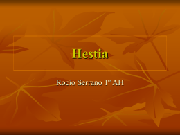 Hestia - alumnoslatin1bach