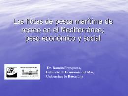 Ramón Franquesa - Confederación Española de Pesca Recreativa