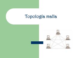 Topología malla - tisgpal1-3