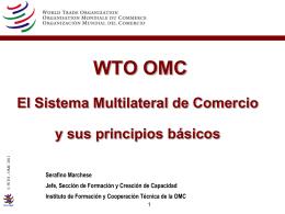 OMC: ¿Qué es? (1)