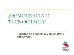 2007_agosto_dargent_democracia_tecnocracia
