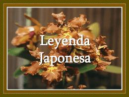 46-Leyenda Japonesa