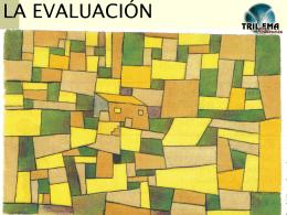 cómo hacer esa cultura de evaluación