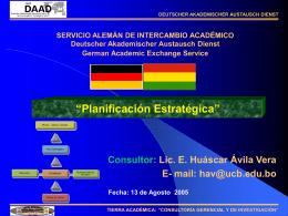 planificación estratégica_huascar ávila - UCB Mail