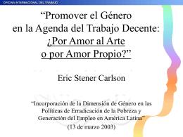 Modulo 7: Proteção Social - OIT en América Latina y el Caribe
