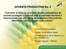 Clúster - Contexto Regional