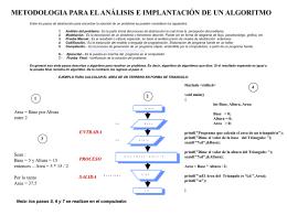 Metodología - Docencia FCA-UNAM