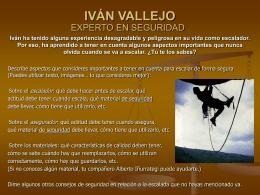 Iván Vallejo - PHP Webquest