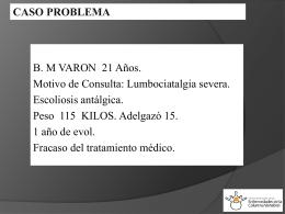 CASO PROBLEMA - centro medico rivera