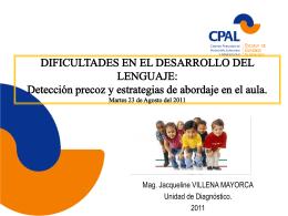 còmo estimular lenguaje desde el aula?