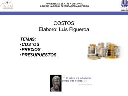 costos - Coned