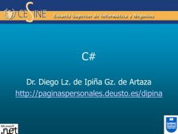 4. El lenguaje C