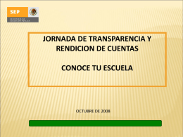 Diapositiva 1 - CBTa N°7,La Huerta