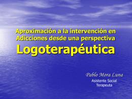 Terapia en adicciones LOGOTERAPIA