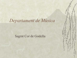 Departament de Música
