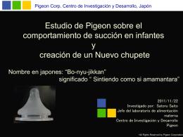 Presentacion Pigeon