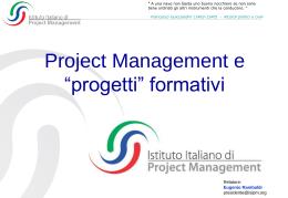 Progetti - moodlemoot.it