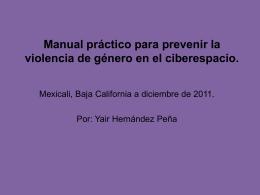 2do. Lugar es el material 017, elaborado por Yair Hernández Peña