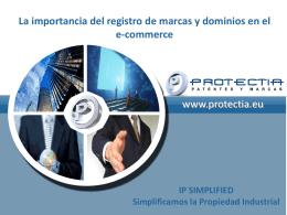 Presentación Luis Naranjo. Protectia