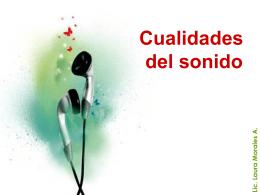 1.-cualidades del sonido