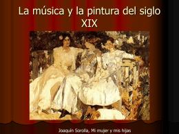 La música del siglo XIX