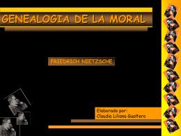 presentacion genealogia56 - Grupo de Investigación Filosofía