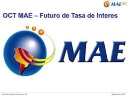 OCT MAE - Cloutmedia