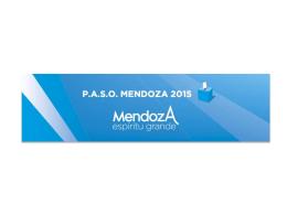 Presentación de PowerPoint - Gobierno de Mendoza | Prensa