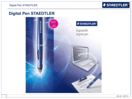 Digital Pen STAEDTLER
