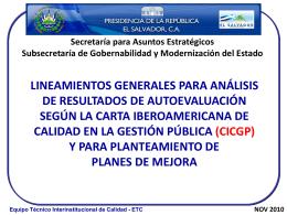 Metodologia ETC autoeval y planes 29nov10