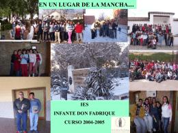 Revista del curso 2004-2005