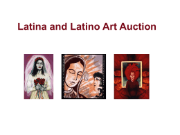 Lot 5 - Latina/o Art Community