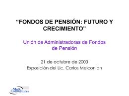 Melconián - octubre - Argentina - (FIAP) Federación Internacional de