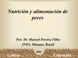 Slide 1 - Instituto de Investigaciones de la Amazonía Peruana