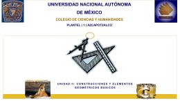 Ver Presentación U2 - Portal Académico del CCH