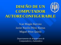 r2000 - Facultad de Informática