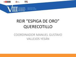 Manuel Vallejos - Consejo Nacional de Educación