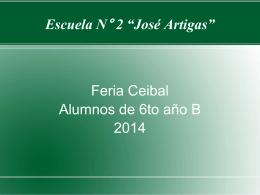 """Escuela N° 2 """"José Artigas"""""""