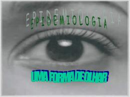 Conferência Epidemiologia