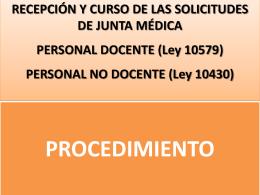 Nuevos Procedimiento Juntas Médicas (2010624)
