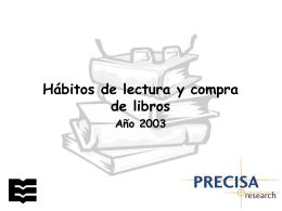 Año 2003 - Federación de Gremios de Editores de España