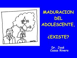 Adolescencia Temprana 11-13 a