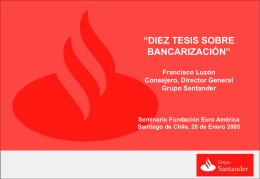 chile - Fundación Euroamerica