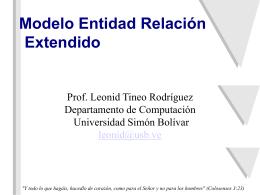 Clase03 - LDC - Universidad Simón Bolívar