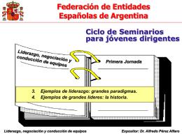 1.2 Parte 2 - Federación de Sociedades Españolas de Argentina