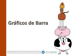 Gráficos de Barra
