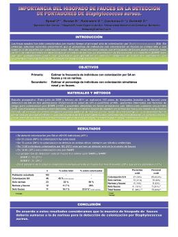 Importancia del Hisopado de Fauces en portadores de