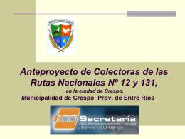 Diapositiva 1 - Municipalidad de Crespo