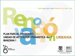 Presentación Proscenio 15 dic - Secretaría Distrital de Planeación