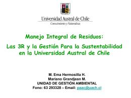 07 María Ema Hermosilla (Encargada de la - Fundación Copec-UC